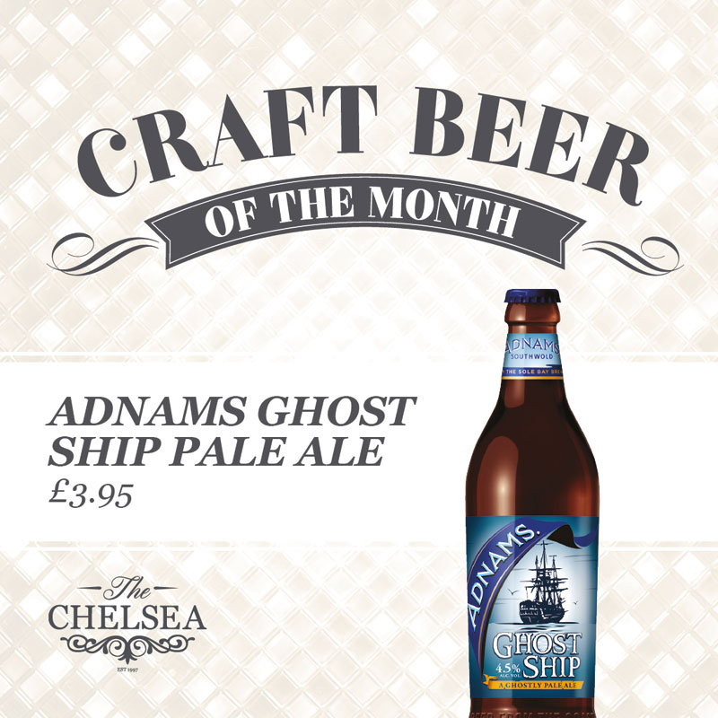 Chelsea Beer of the Month June 2017