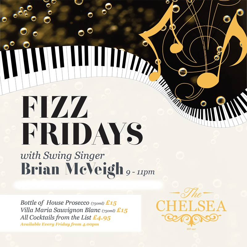 Fizz Fridays at the Chelsea