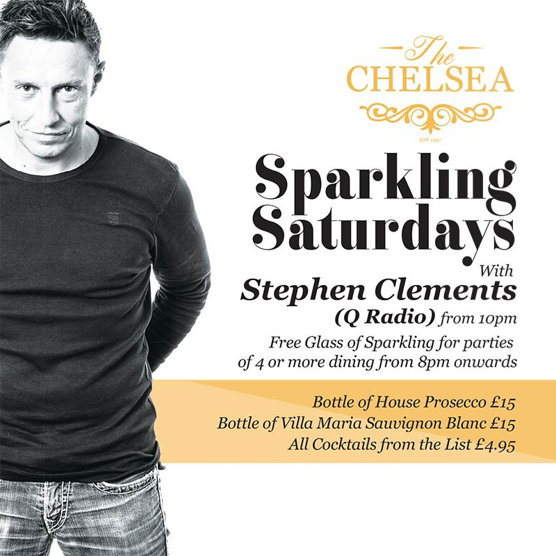 Sparking Saturdays at the Chelsea